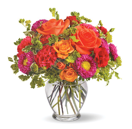 1-800-FLORALS coupon: How Sweet It Is Flowers Bouquet