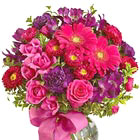 Secret Crush Flowers Bouquet