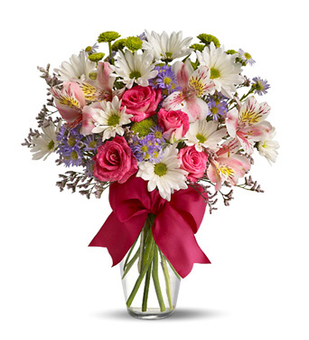 INOpets.com Anything for Pets Parents & Their Pets Pretty Please Flowers Bouquet