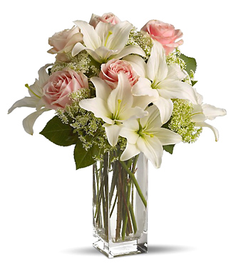 1-800-FLORALS coupon: Heavenly Harmony Bouquet