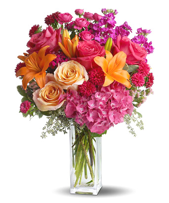 INOpets.com Anything for Pets Parents & Their Pets Joy Forever Flowers Bouquet