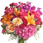Joy Forever Flowers Bouquet