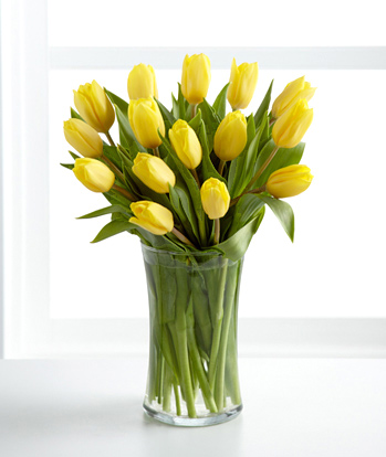 - Sunshine Promise Tulip Bouquet