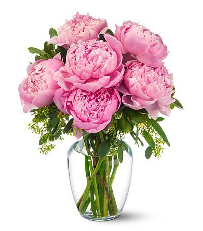 Pink peonies free virtual egift at 1 800 florals virtual florist pink peonies mightylinksfo