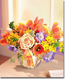 Breath of Life Virtual Flower Bouquet