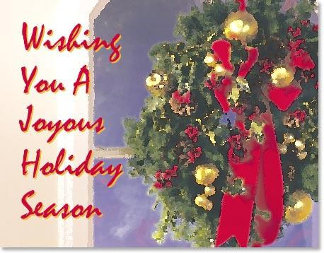 virtual flowers and cards - Virtual Christmas Cards